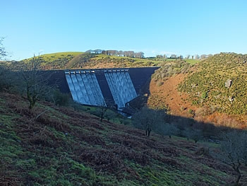 Photo Gallery Image - Meldon Dam