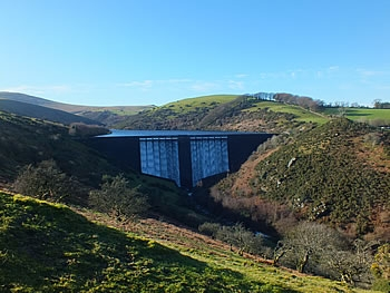 Photo Gallery Image - Views of Meldon Dam